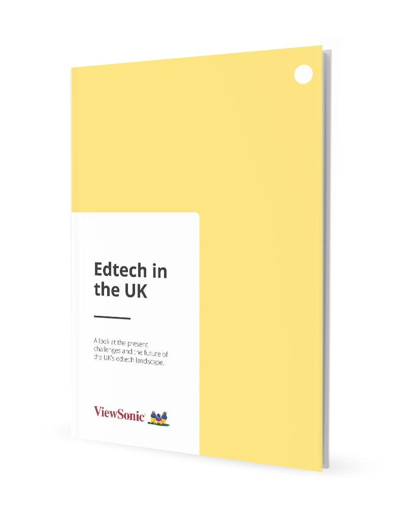 brochure cover mockup - ed landing page